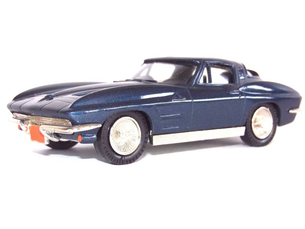 1964 Corvette Stingray Chevrolet Brooklin Model Cars 1 43 Scale