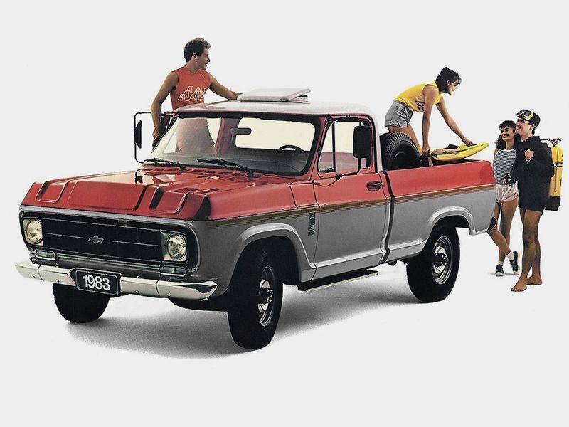 Chevrolet Brasil Carros E Caminhoes Picapes Gmc Caminhonetes