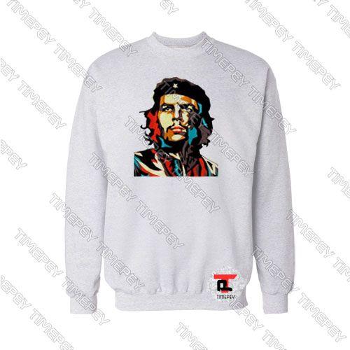 Classic Alberto Korda Sweatshirt Che Guevara Size S – 3XL