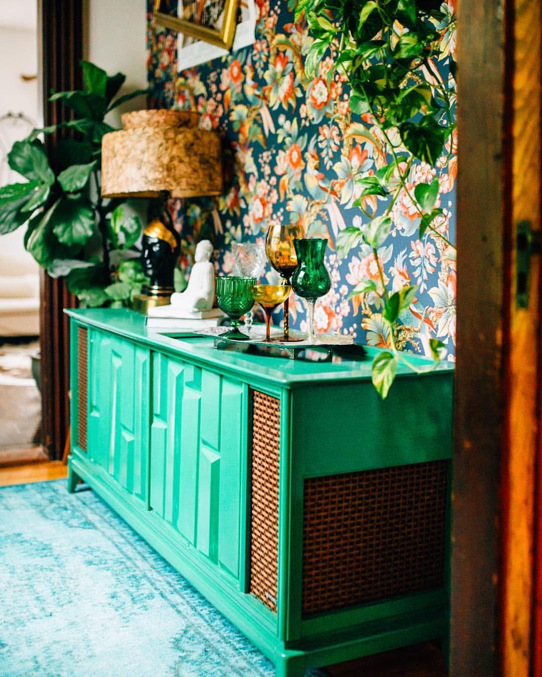 Pin by Erin H on Amazing spaces Retro home decor, Decor