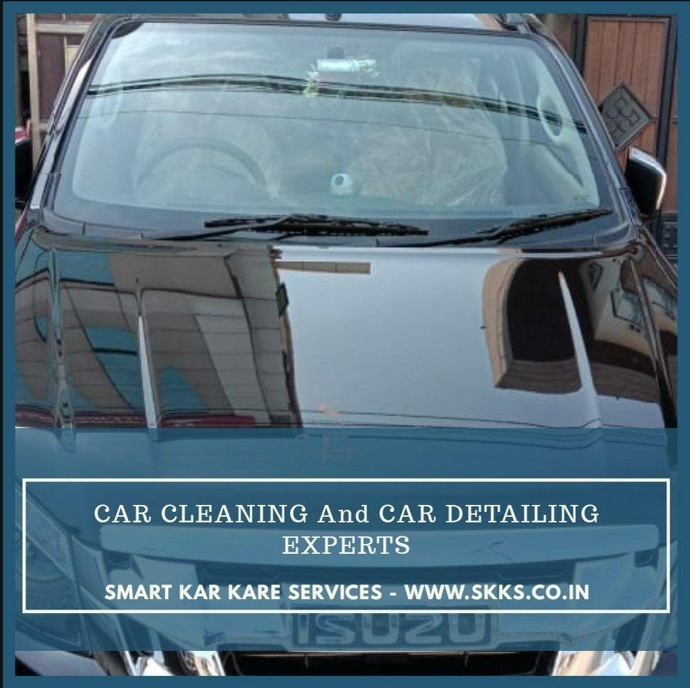 doorstep car cleaning, car rubbin, car polishing and paint