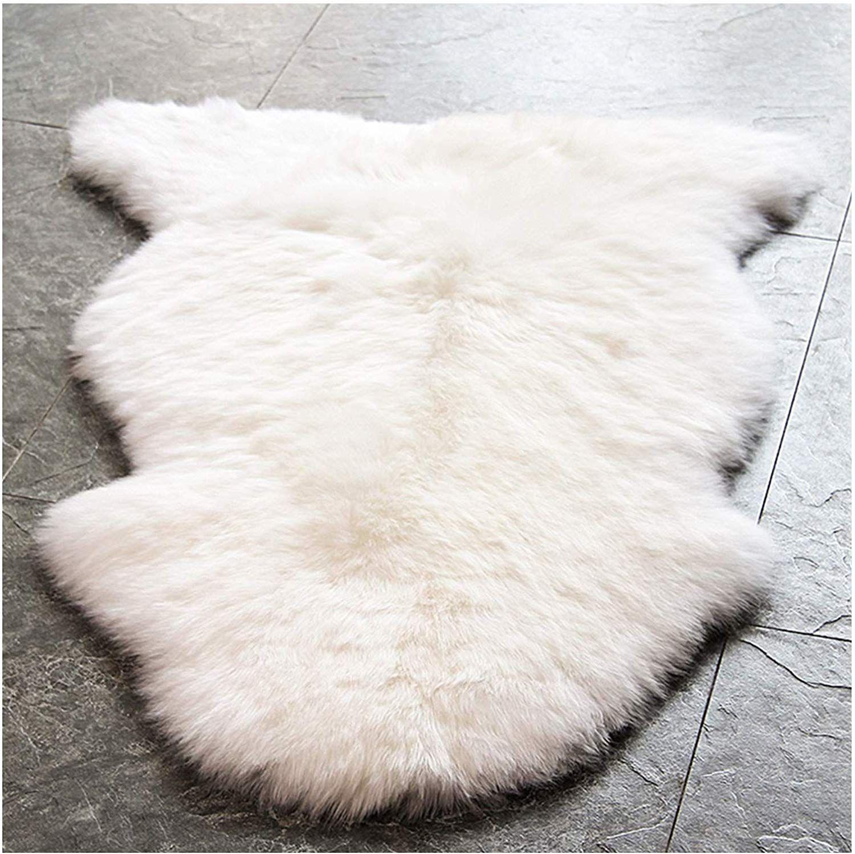 Rens Sheepskin White Ikea In 2020 Fur Rug Bedroom Fluffy Rug Bedroom Rug