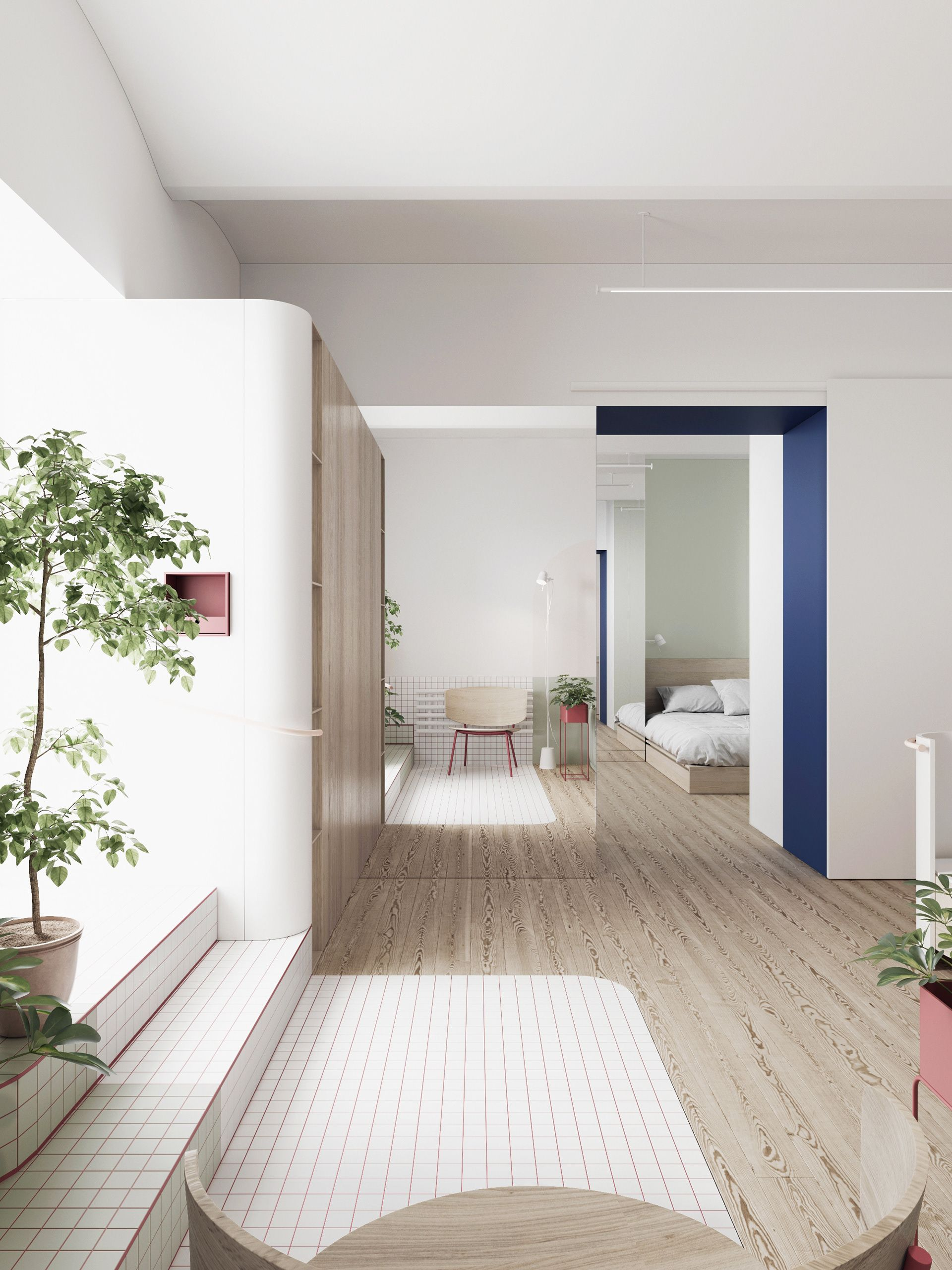 on behance minimalist interior apartment design minimalism your also arch pinterest rh