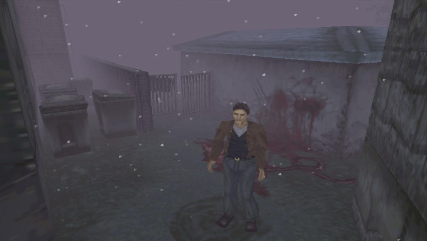 Image result for Silent hill 1