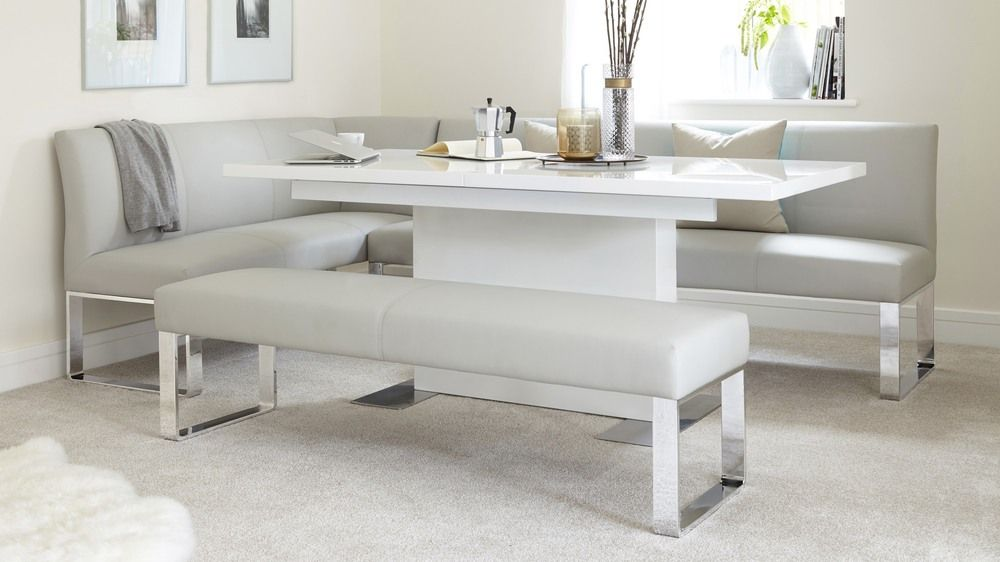 Corner Bench With Dining Table Em 2020 Area De Estar Conjunto De Sala De Jantar Mesa De Jantar Com Banco