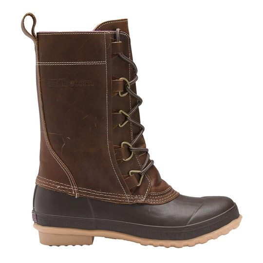 Classic Tretorn Duck Boots | Chocolate Brown | Boots, Duck