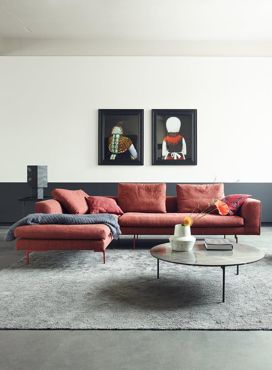Mell Lounge Sofa: COR in 2019 | Möbel sofa, Sofa und Sofas
