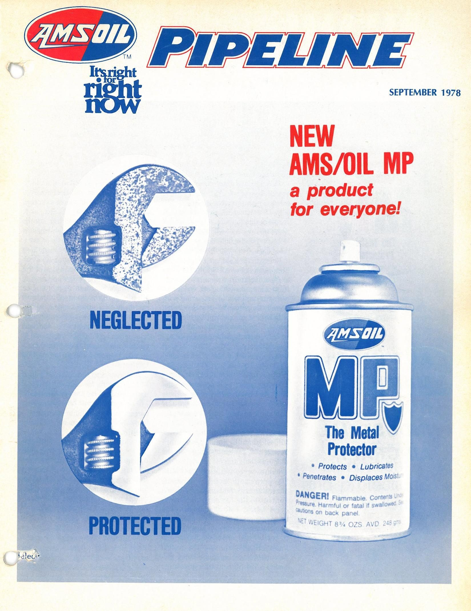 Amsoil Mp Made Its Debut In 1978 With Images Amsoil
