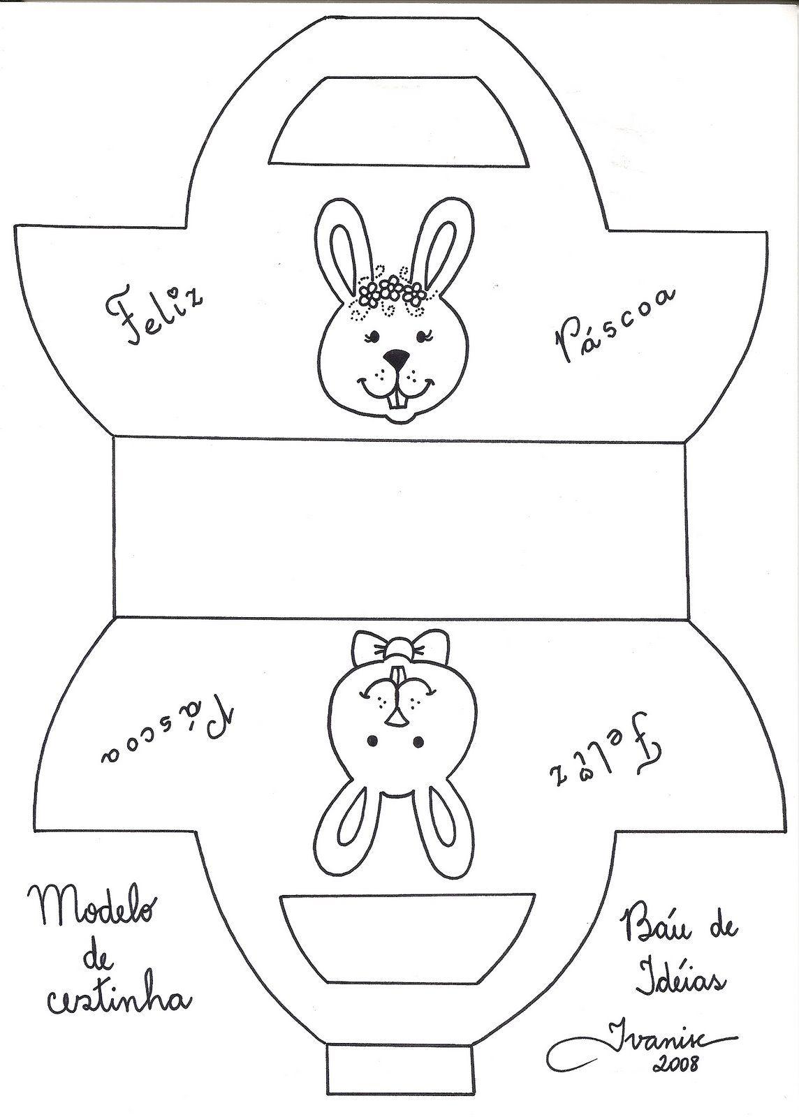 Função Do Aparador Na Sala ~ moldes de cesta de pascoa em eva bem facil jpg (1144 u00d71600) artesanato reciclAvel Pinterest