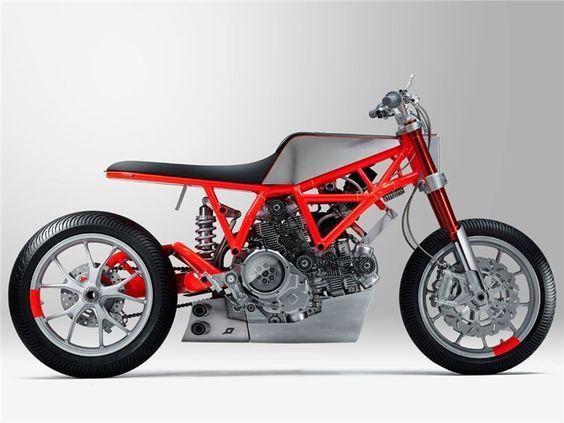 Ducati Scrambler - Untitled X Marin