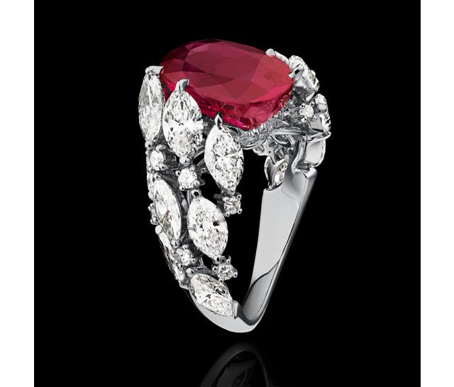 81478e250df Alexandre Reza ~ Ruby Diamond Ring