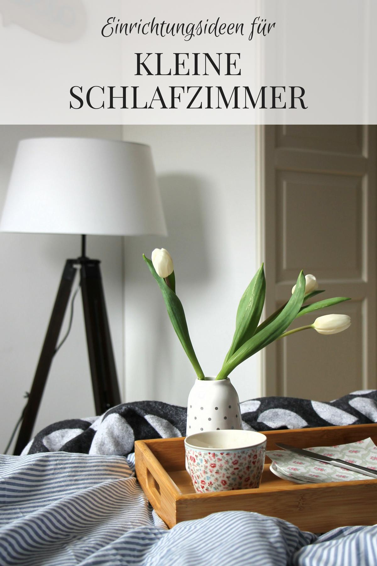 Kleines Schlafzimmer Einrichten: Ideen Für Ein Schlafzimmer Im  Scandi Style. Hier Findet Man