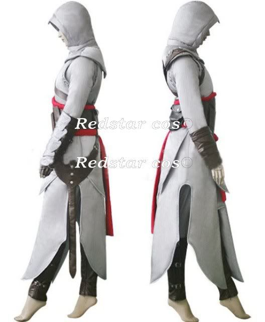 Assassin S Creed Costume Pattern Details About Assassin S Creed