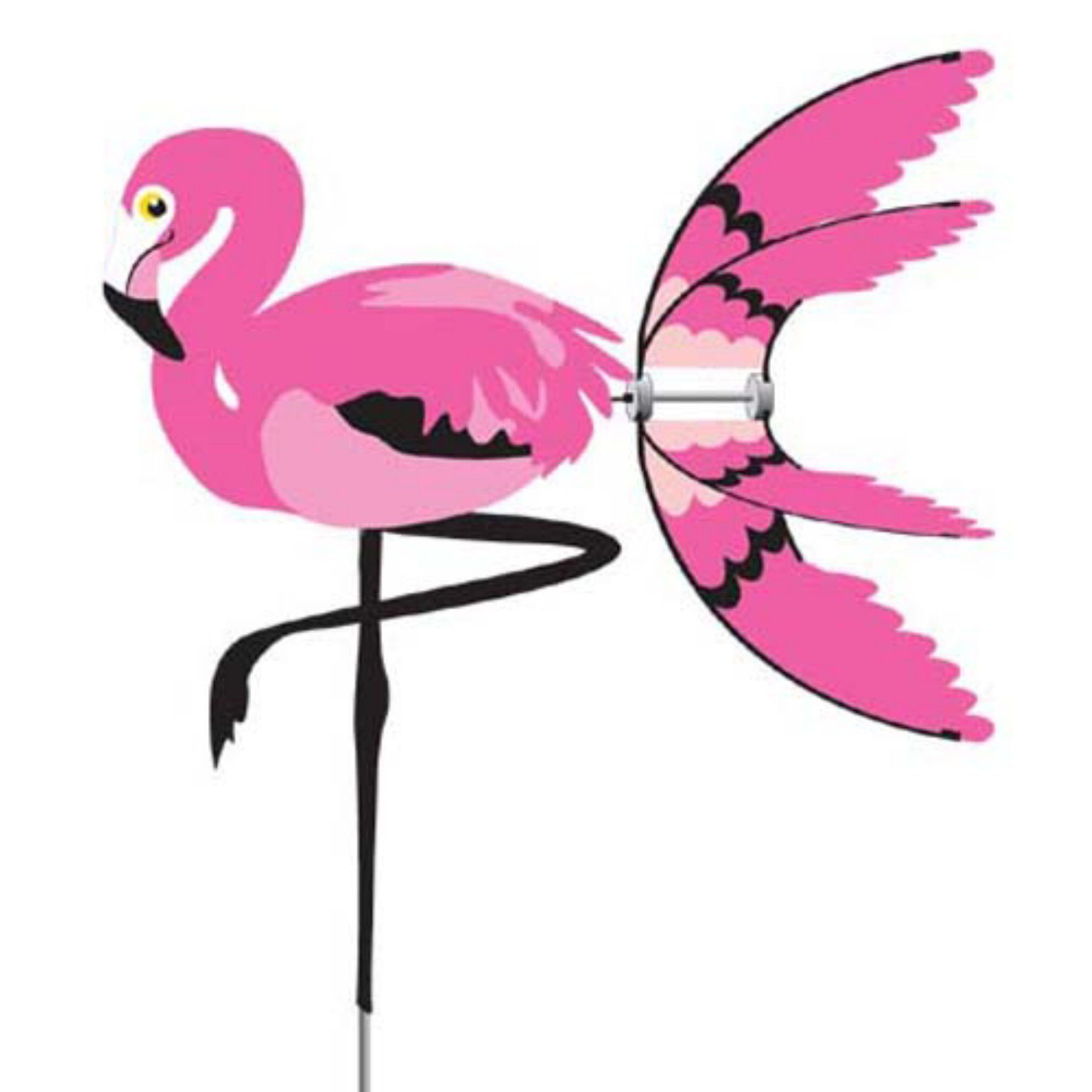 Premier Designs Flamingo Garden Spinner   PD25364