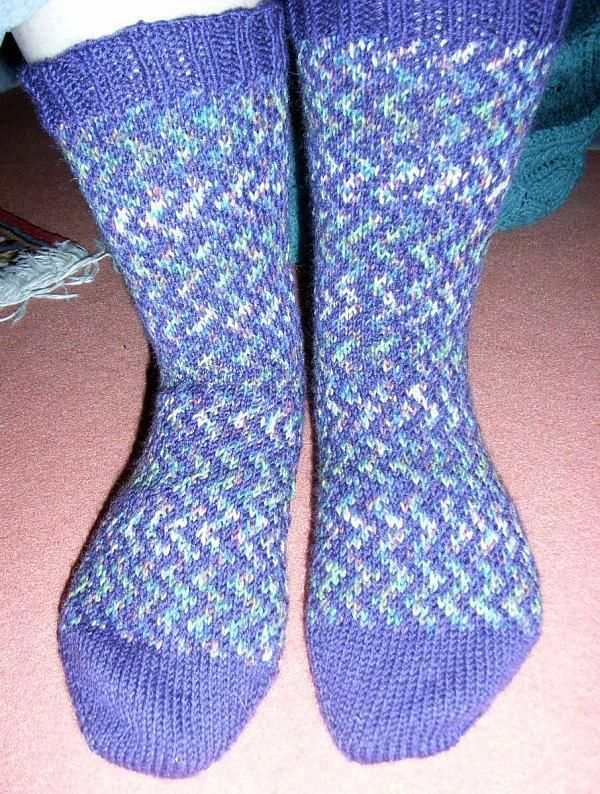 Pin on Sock Knitting Patterns