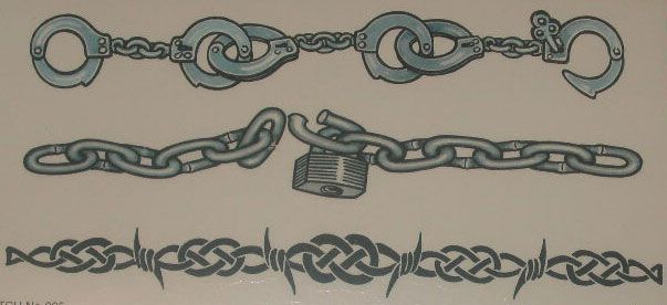 Chain Tattoos Cerca Con Google With Images Chain Tattoo Arm Band Tattoo Armband Tattoo Design