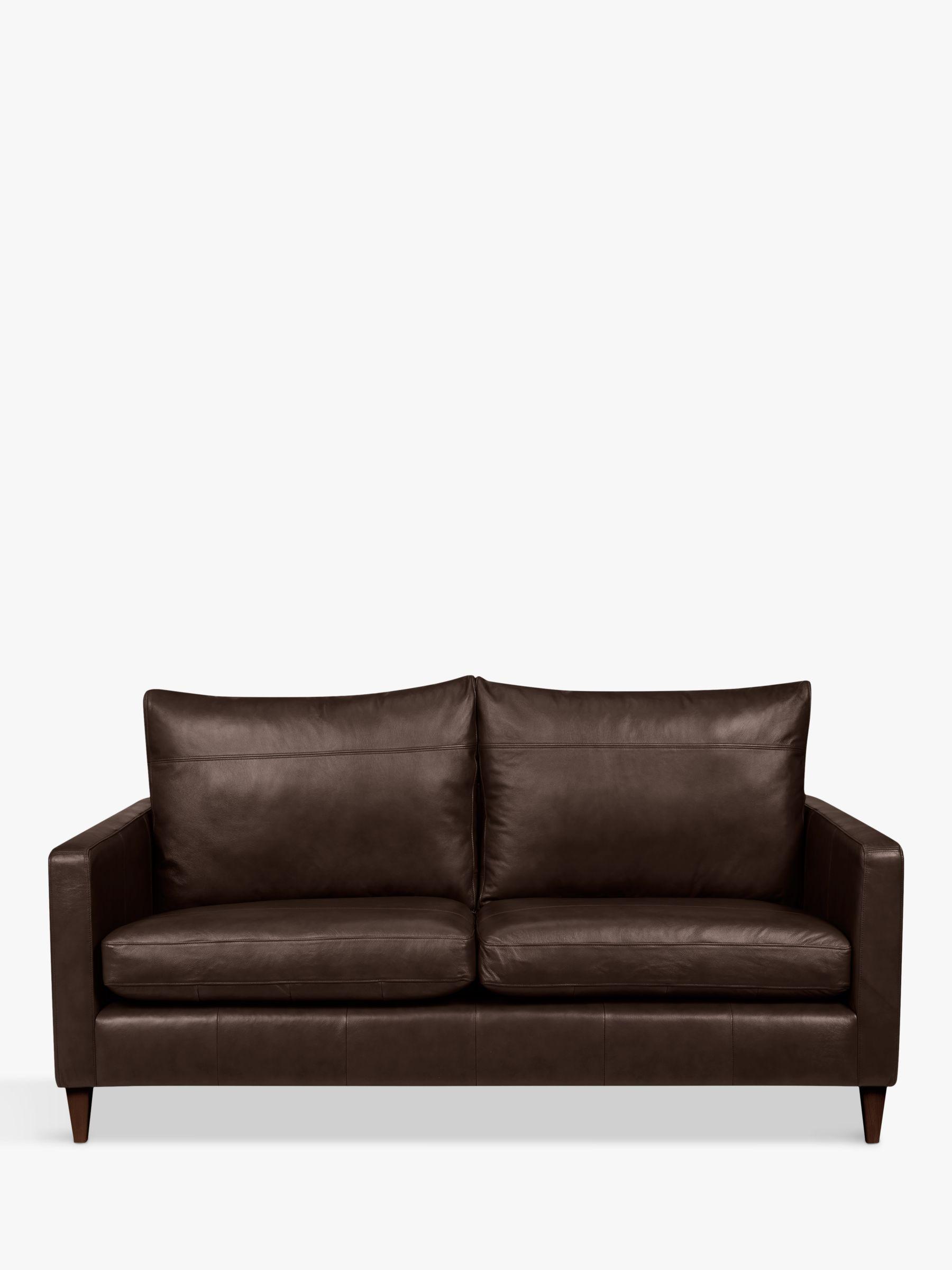 Bailey Medium 2 Seater Leather Sofa