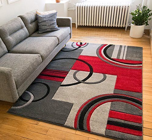 Pin By Beautiful Rugs For Home On Red Area Rugs With Images Well Woven Plush Area Rugs Area Rugs