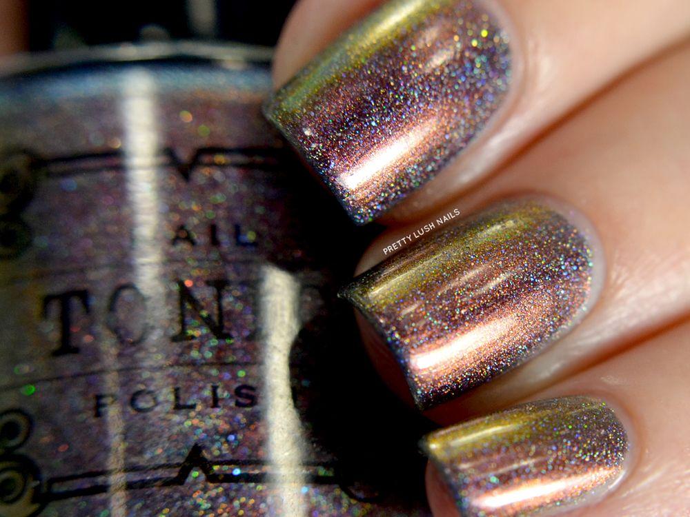 Tonic Polish Alchemy | Pretty Lush Nails | Tonic Polish | Pinterest ...
