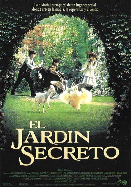 Pelicula El Jardin Secreto El Jardin Secreto Pelicula Jardines Secretos Jardin Secreto