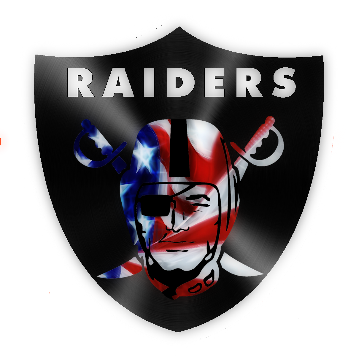Oakland Raiders Logo | Oakland raiders logo, Nfl oakland ...