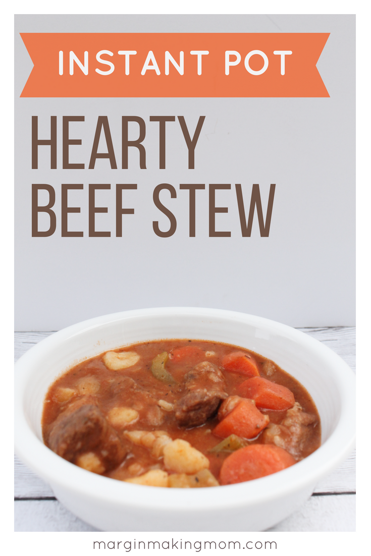 Pressure Cooker Beef Stew | Recipe | Pressure cooker beef stew, Easy ...