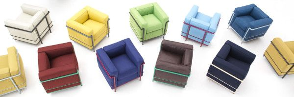 Cassina Gets Colorful Serious About Authenticity With
