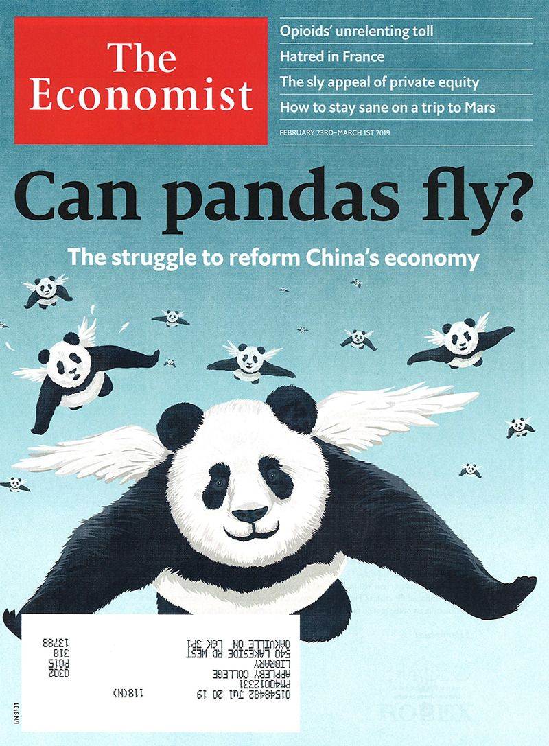 The Economist February 23rd - March 1st, 2019 | Panda ...