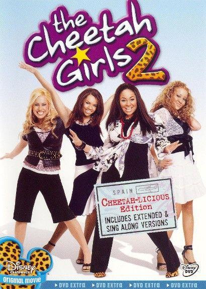 The Cheetah Girls 2 Cheetah Licious Edition Peliculas Viejas De Disney Peliculas De Adolecentes Carteles De Peliculas De Disney