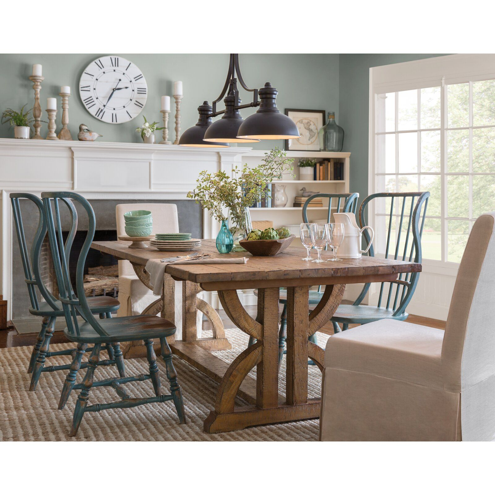 Greyleigh Alpena Dining Table In 2020 Dining Room Table Dining Room Design White Dining Room Furniture