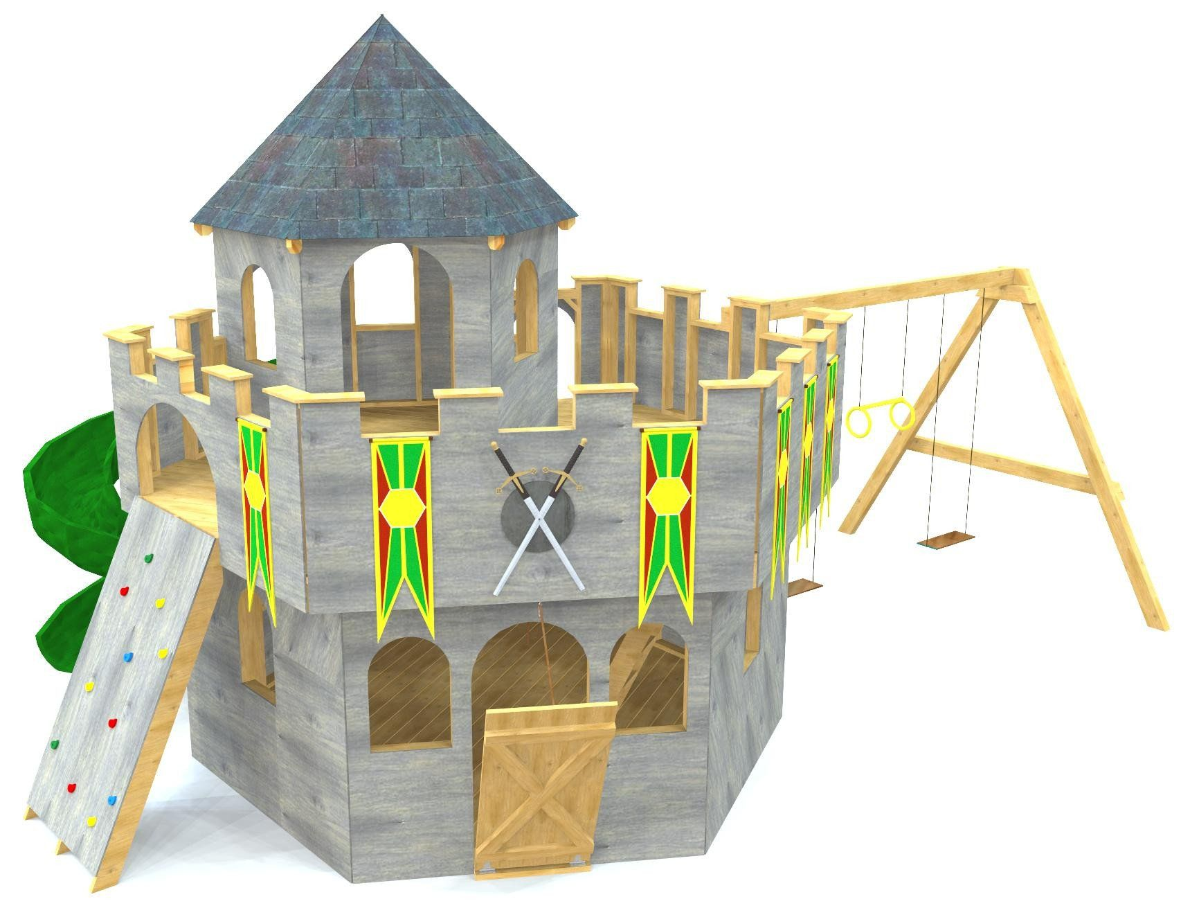 whimsical castle plan castle playhouse playhouse plans and castles