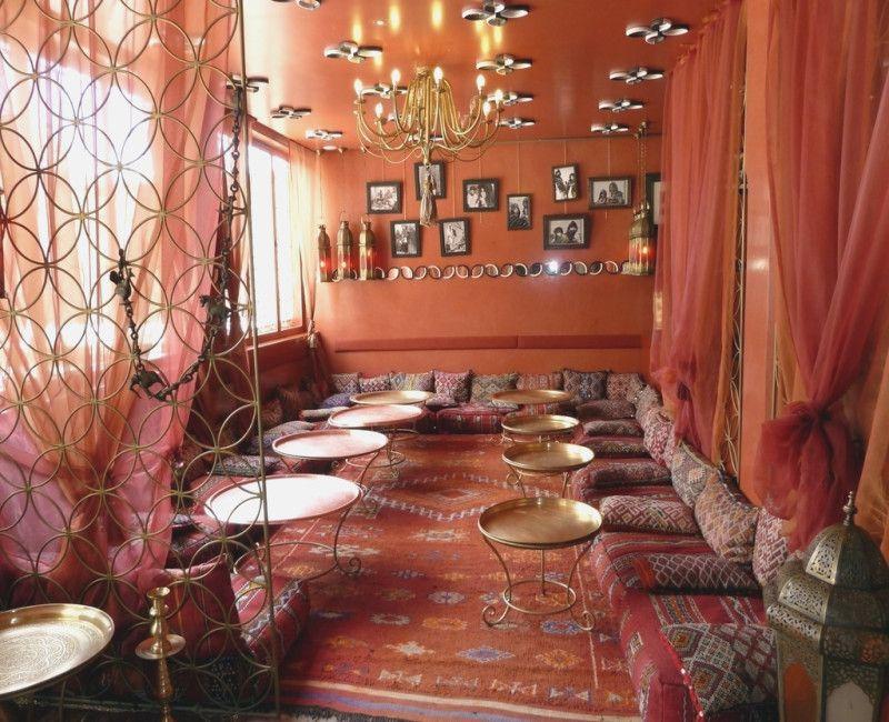 depumpinkcom orientalisches wohnzimmer design | kleines wohnzimmer, Design ideen