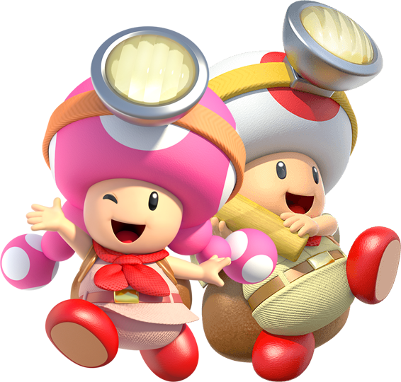 Captain Toad Characters Google Search Mario Character Costumes