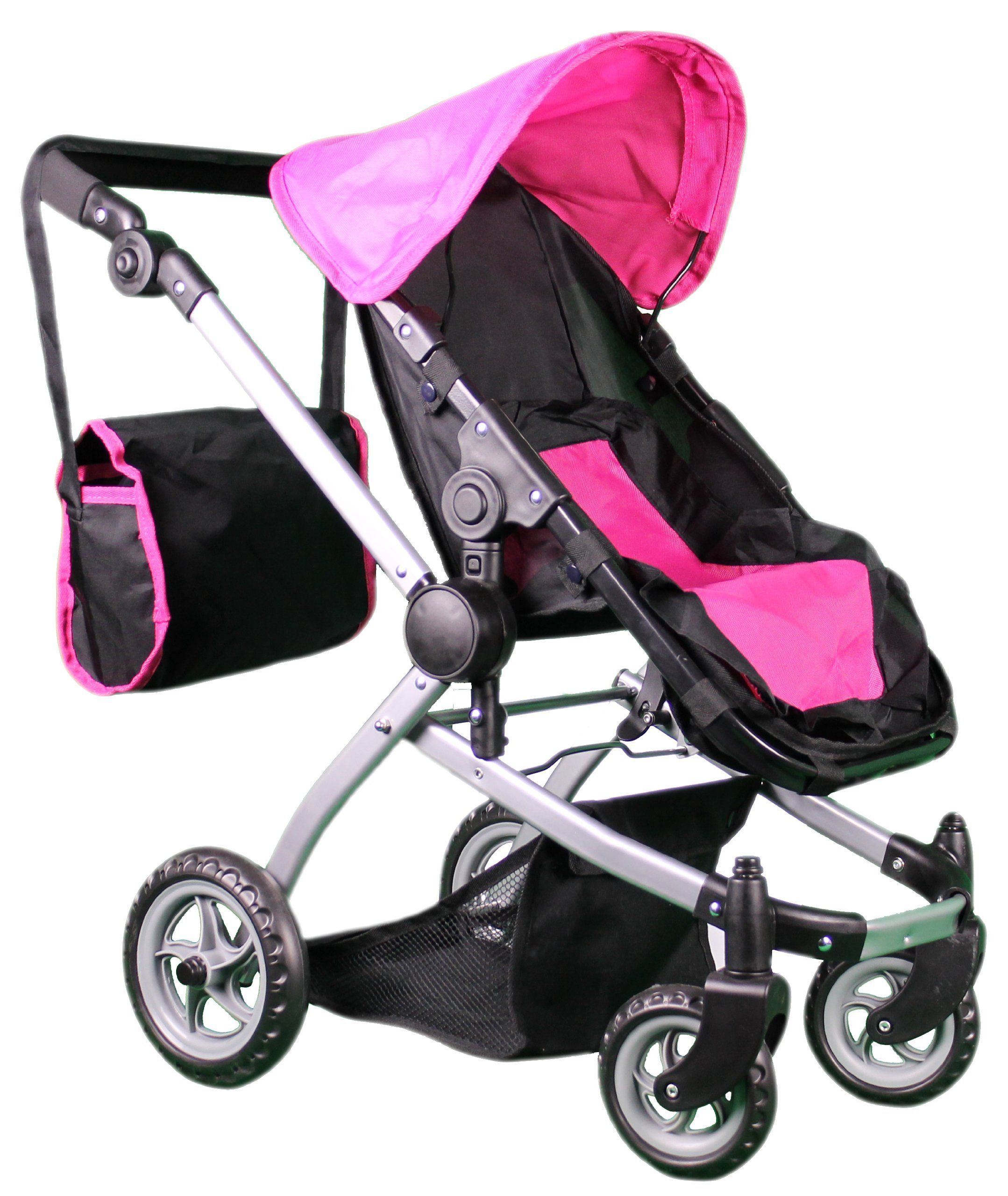 Mommy & Me Deluxe Babyboo Doll Stroller Stroller, Baby