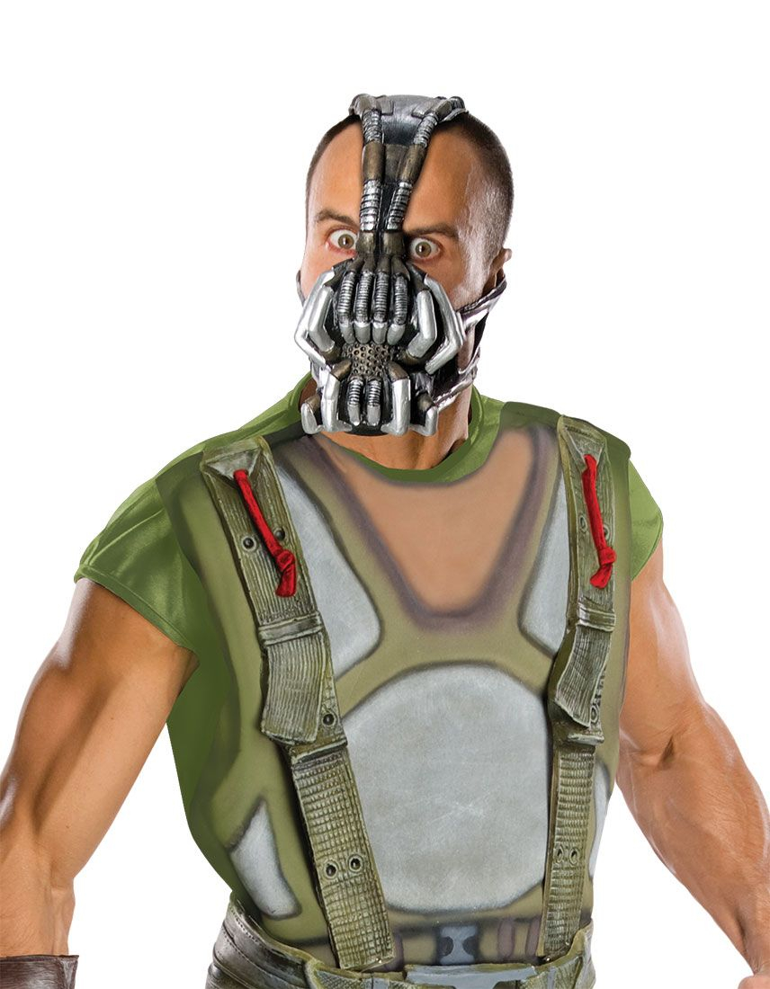 Bane Costume // The Dark Knight Rises  sc 1 st  Pinterest : bane costume accessories  - Germanpascual.Com