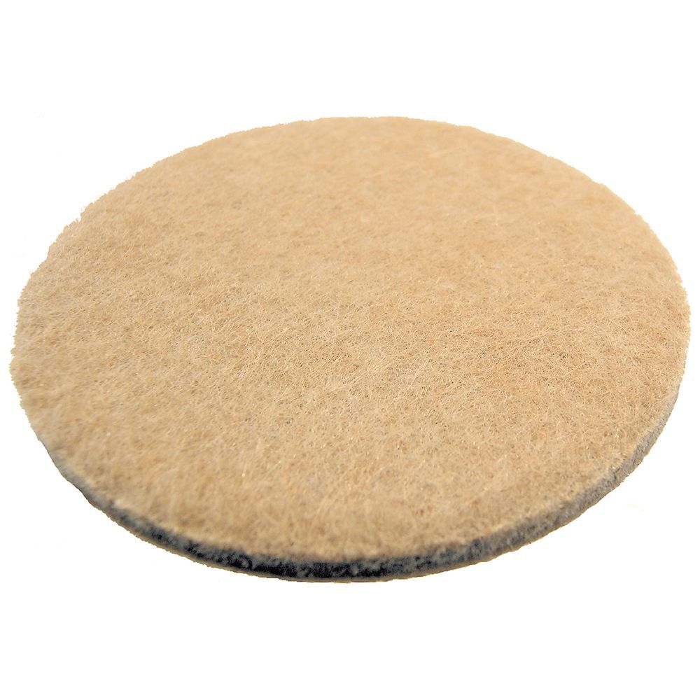 3 Inch Heavy Duty Self Adhesive Felt Pads 4 Pack Adhesive The