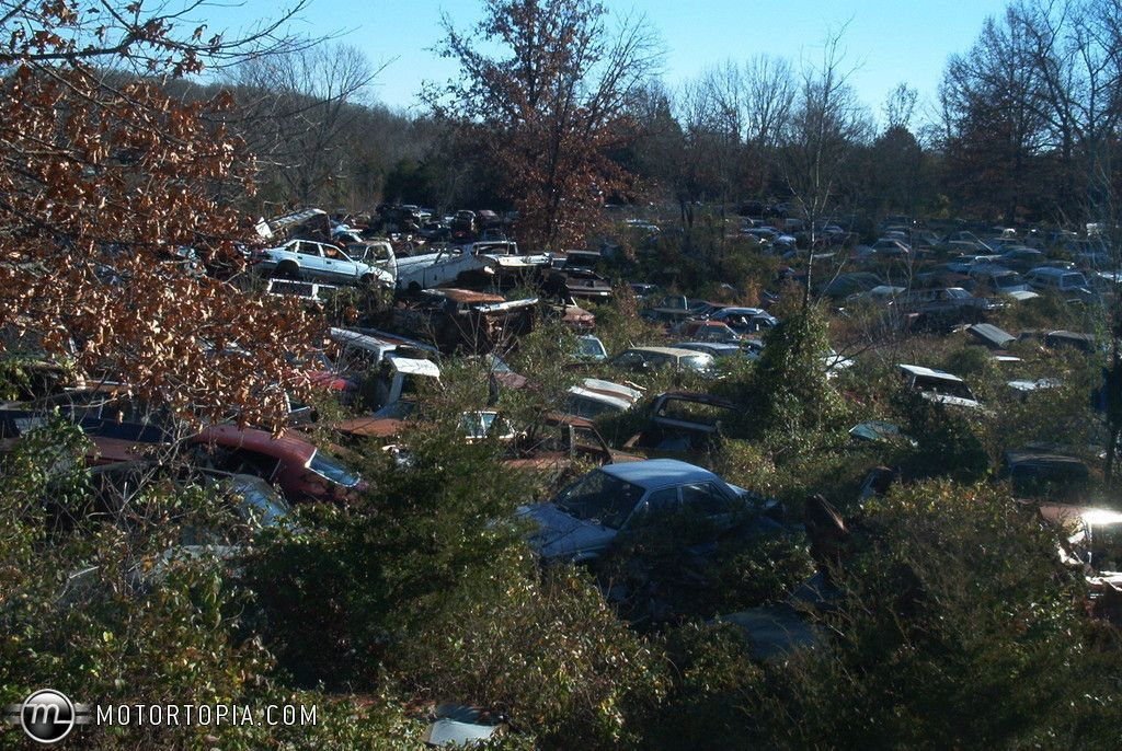 7 best Scrap yards in the world images on Pinterest | Abandoned ...