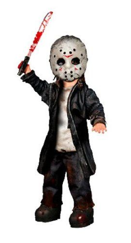 LIVING DEAD DOLL / FRIDAY THE 13th: JASON VOORHEES @ niftywarehouse.com