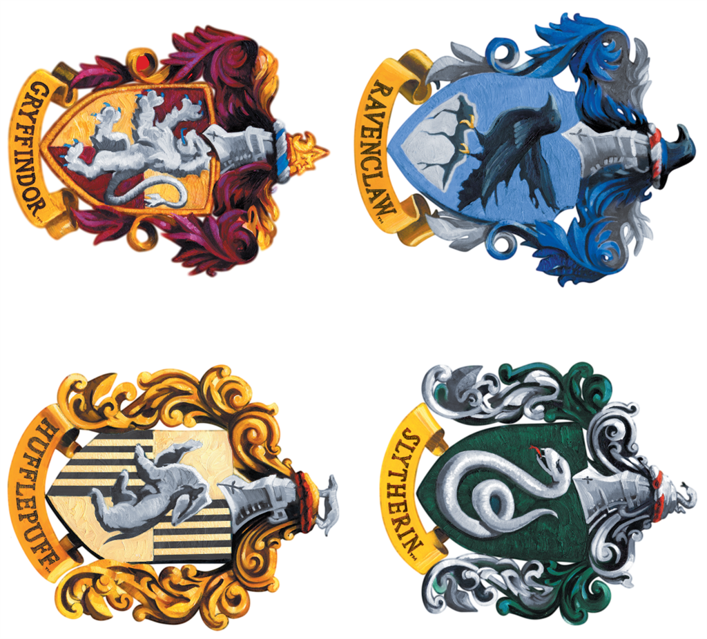 school_crests.png HP love Pinterest casas de