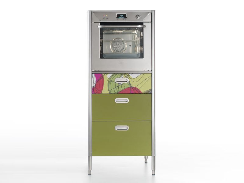Kitchen freestanding unit with oven Kitchen unit with oven Liberi ...