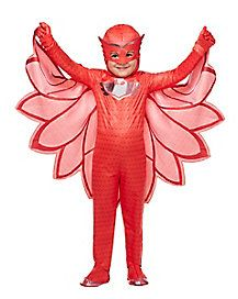 dress your little one up as the infamous owlette from pj masks this halloween - Disney Jr Halloween Costumes