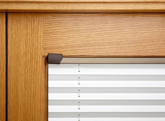 Sliding Doors With Internal Blinds Anderson Doors And Windows
