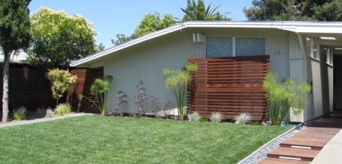 Mid Century Modern Landscape Design Ideas garden design with inexpensive backyard ideas backyard decorating light modern with herb gardening from wedonyc 1000 Images About Home Front On Pinterest Walkways Entry Doors And Driveways