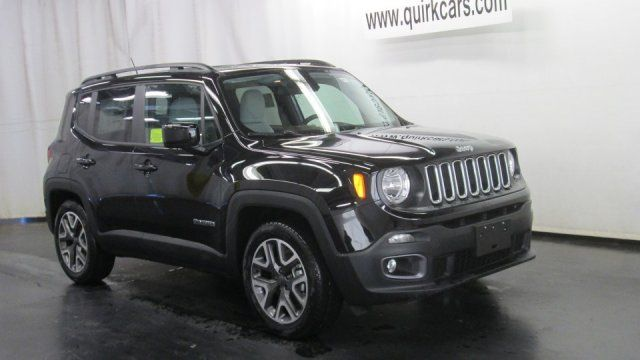 Renegade Offers Quirk Chrysler Jeep Jeep Renegade Chrysler