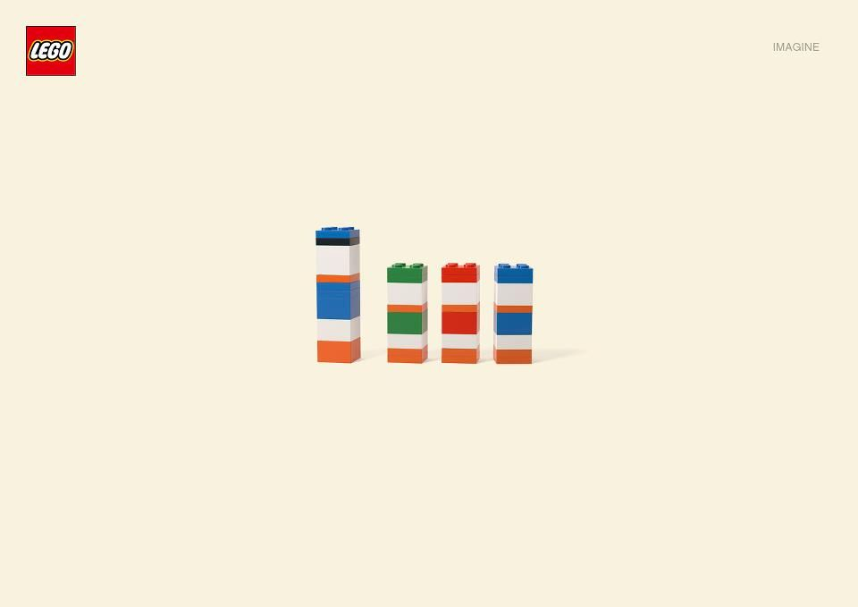 Lego... Simply clever!!!