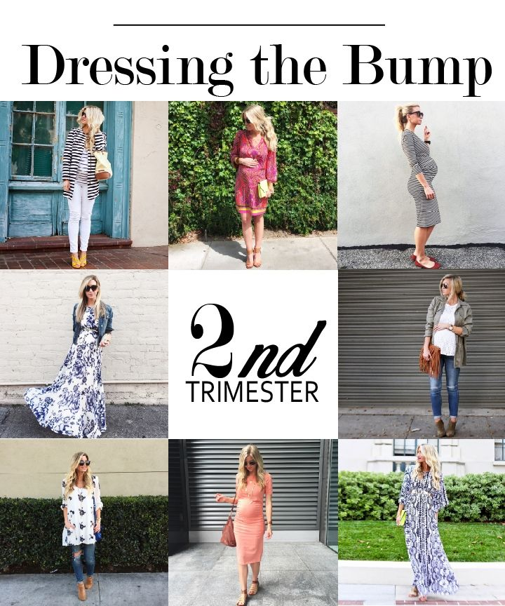 f49db5f4eb884 Elle Apparel: DRESSING THE BUMP SERIES: WHAT TO WEAR DURING YOUR SECOND  TRIMESTER