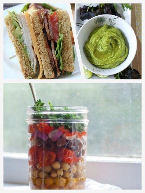 idee per il pranzo da portare in ufficio al lavoro