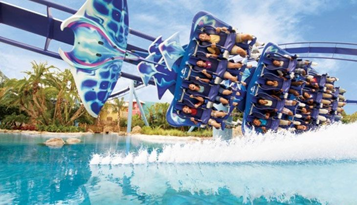 Gold Coast Theme Park Tickets Compare Choose Orlando Theme Parks Florida Theme Parks Thrill Ride