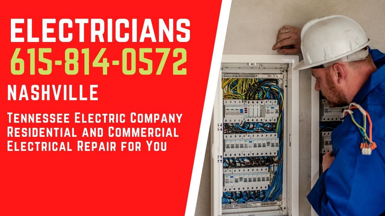 Nashville Electricians 6158140572 Residential