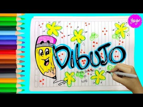 Ideas Para Marcar Cuadernos Regreso A Clases Como Hacer Portada Para Hombre Youtube Cuadernos De Dibujo Para Ninos Marcar Cuadernos Cuadernos